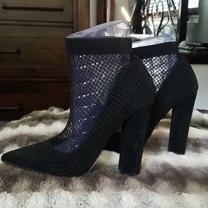 Heels/booties size 5.5